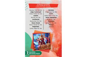 İnegöl Belediyesi 32. Uluslararası Kültür Sanat Festivali Gala Gecesi