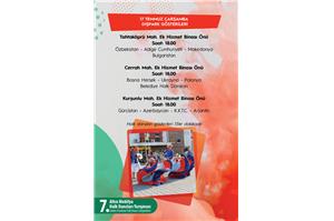 İnegöl Belediyesi 32. Uluslararası Kültür Sanat Festivali Dışpark Gösteriler