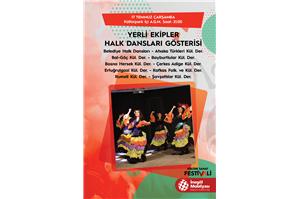 İnegöl Belediyesi 32. Uluslararası Kültür Sanat Festivali Kültür Park İçi A.G.M