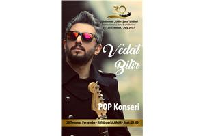 VEDAT BİLİR POP KONSERİ